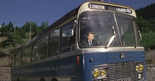 There's Only One F'in Fulham !