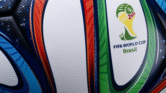 All The 2014 World Cup Songs
