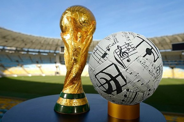 Football and Music Podcast - World Cup Edition