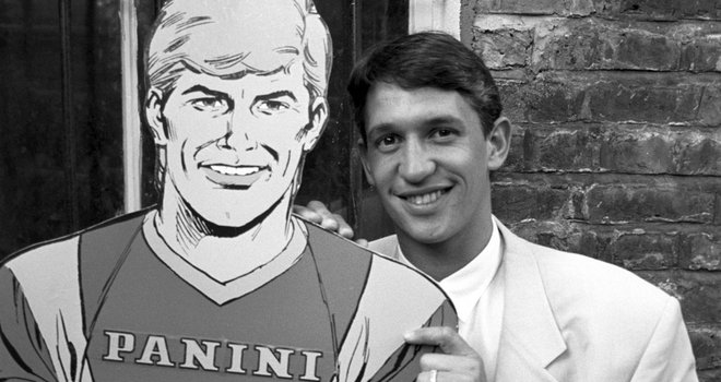 Roy Race and Gary Lineker