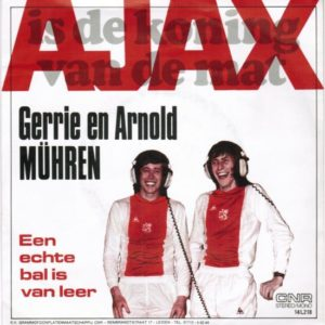 Gerrie and Arnold Muhren 1973 single
