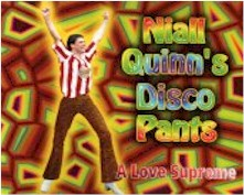 Niall Quinn's Disco Pants
