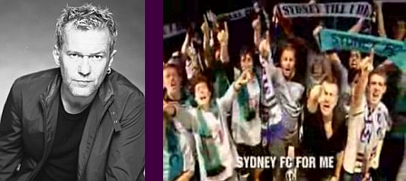Jimmy Barnes and the Cove - Sydney FC For Me
