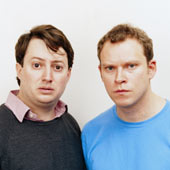 Mitchell and Webb - Not sure which one is which