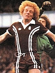 To reflect their dire financial situation Coventry wear their old brown strip