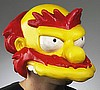DaveC yesterday. You can order your own Groundskeeper Willie masks here