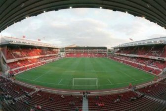 The Arsenal Stadium