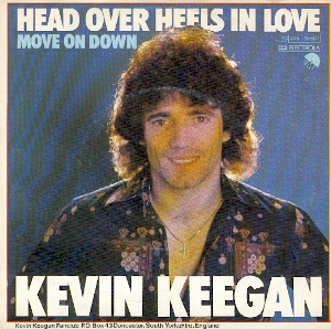 Kevin Keegan - Head Over Heels In Love