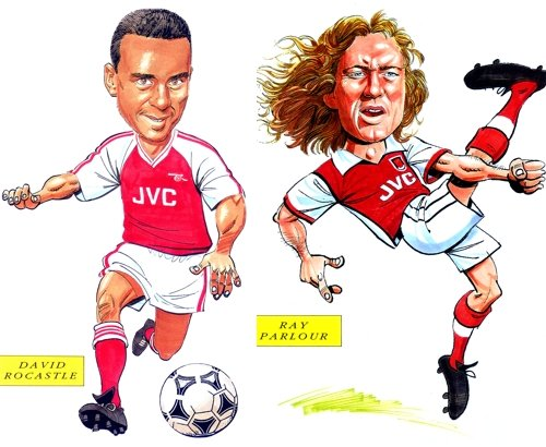 A Post About A Couple of Ex-Arsenal Midfielders
