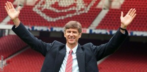 The Talented Mr Wenger