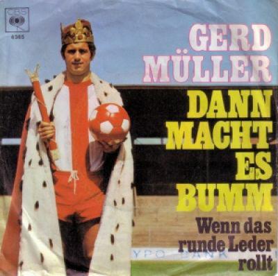 Gerd Muller's single from 1969