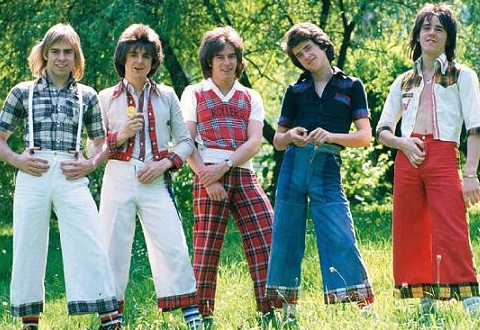 Bay Scotland Rollers