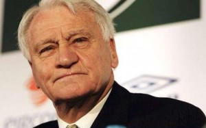 Sir Bobby Robson: Farewell But Not Goodbye
