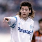 Chris Waddle - Marseille