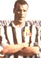 John Charles at Juventus