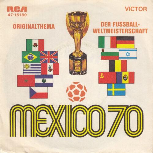 Mexico 70 official song
