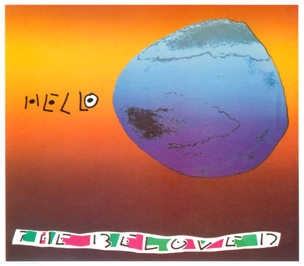 The cover of the single