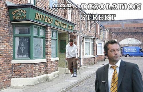 Coro...Desolation Street