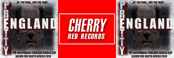 Pretty England - Cherry Red