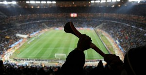The Makarapa And The Vuvuzela