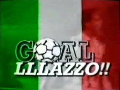 Channel 4 Football Italia title page