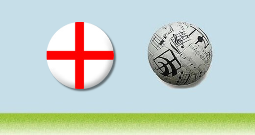FootieAndMusic – England Podcast