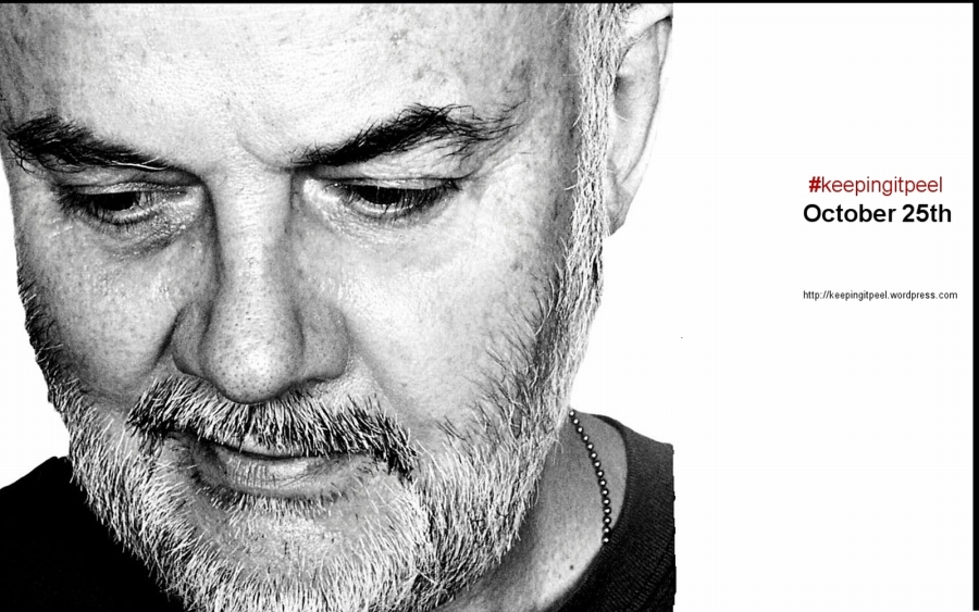 keepingitpeel - October 25th