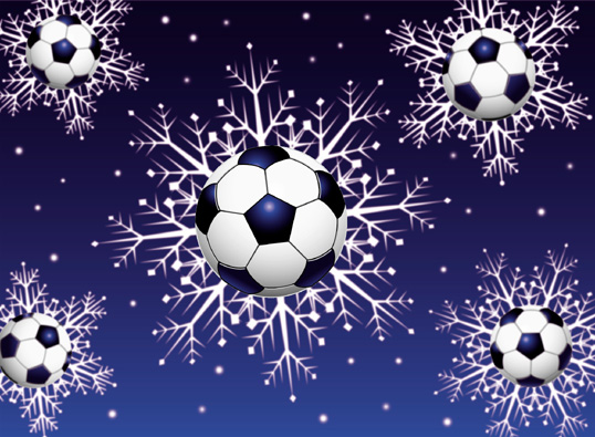A Football and Musical Xmas