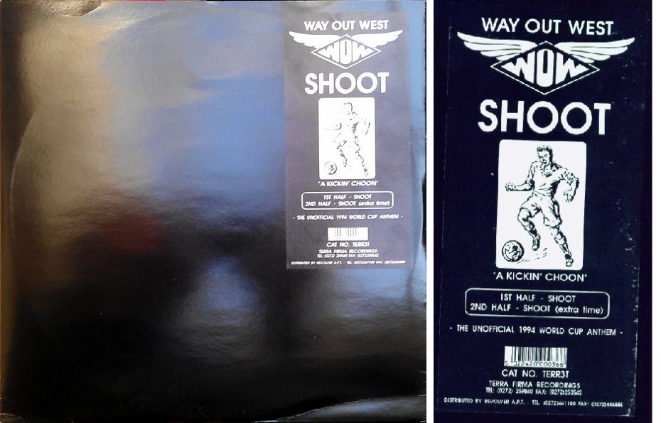 Way Out West - Shoot cover