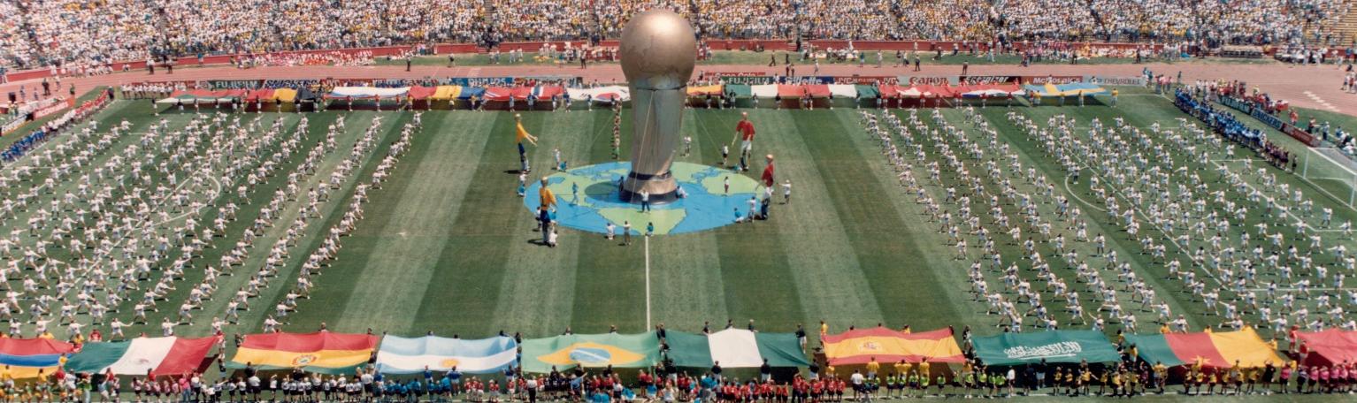 USA 94 opening ceremony