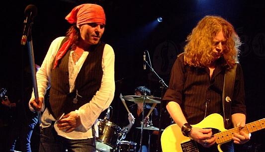 Quireboys 2009