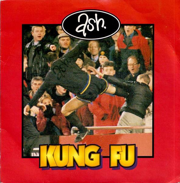Ash - Kung Fu