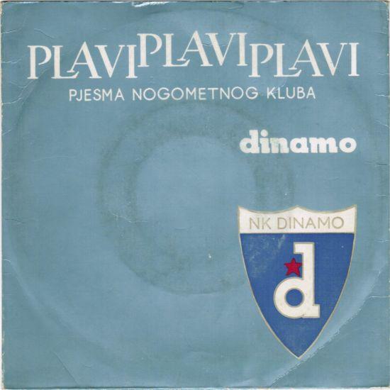 Ivo Robic i Vice Vukov - Plavi Plavi Plavi - Pjesma nogometnog Kluba Dinamo