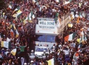 Italia '90 – Ireland's First World Cup