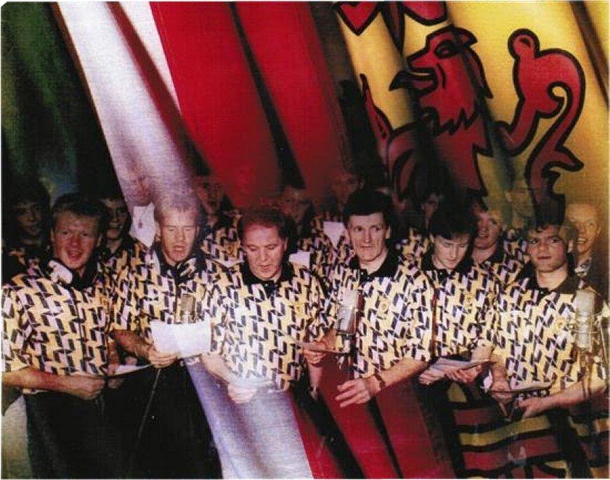 Italia '90 – The Team Songs