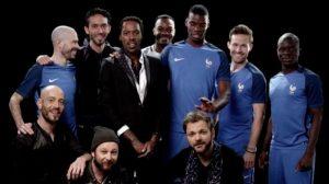 Je suis fait pour vous aimer, France team