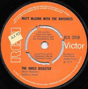 Matt McGinn A