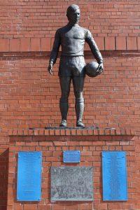 statue of John Greig