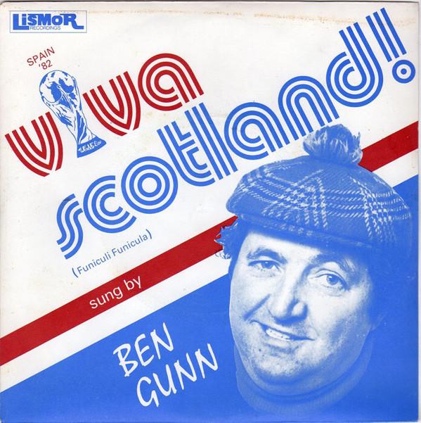 Ben Gunn - Viva Scotland