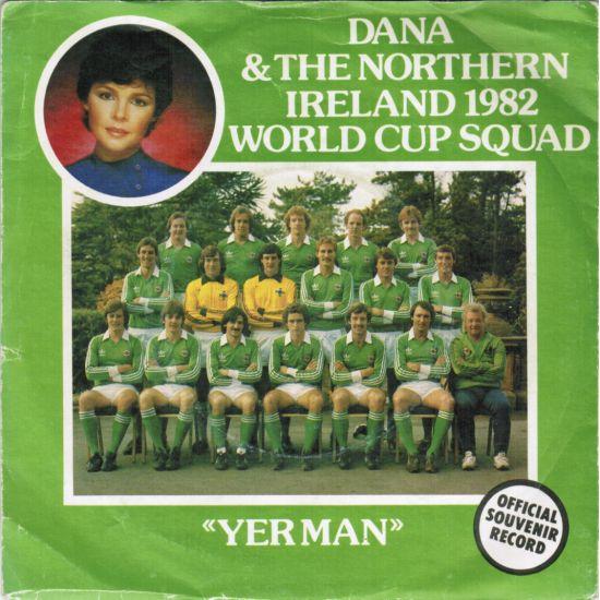 Dana and Northern Ireland
