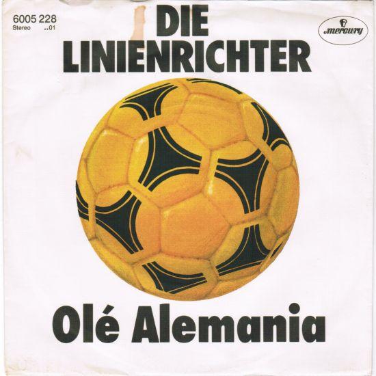 Die Linienrichter - Ole Almania
