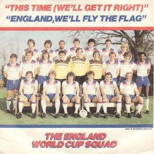 England 1982 single