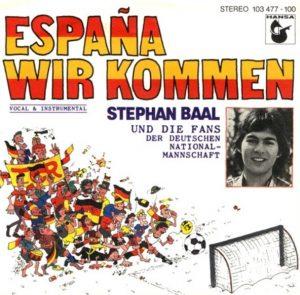 Stephan Baal - España Wir Kommen