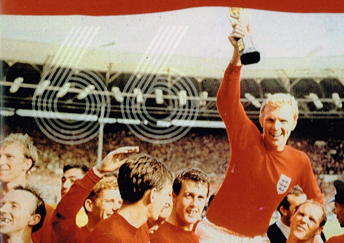 The England World Cup Winners – We Were There