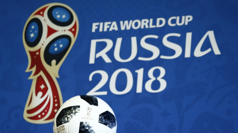 2018 World Cup Songs