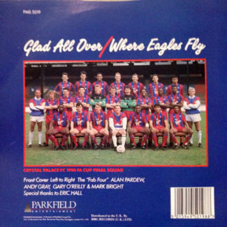 Crystal Palace 1990 back cover