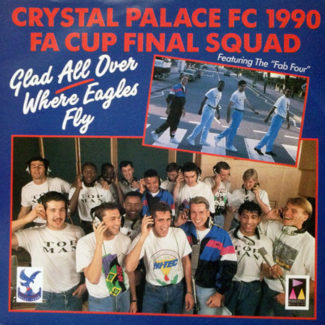 Crystal Palace 1990 front cover