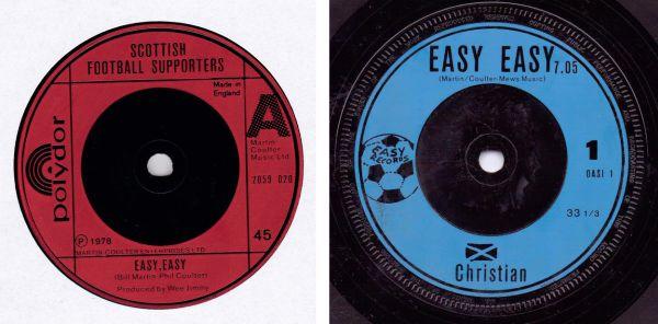 Easy Easy - 1978 singles