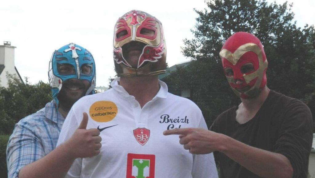 La Lucha Libre – Brest