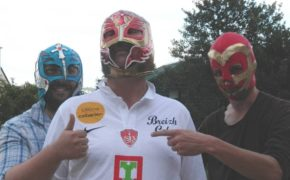 La Lucha Libre's Football Songs